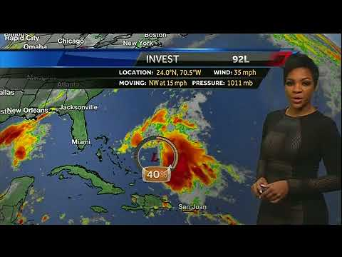 Tracking the Tropics update for 10/16/17