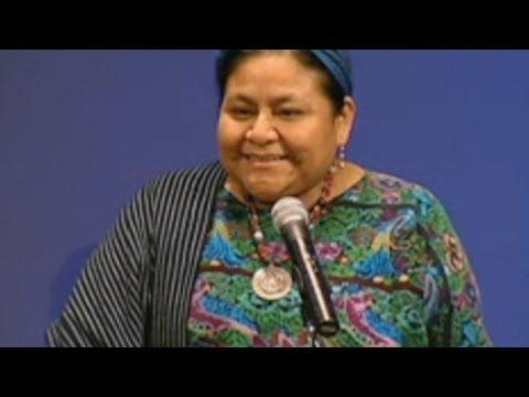 Rigoberta Menchu: Challenges to Lasting Peace in Guatemala