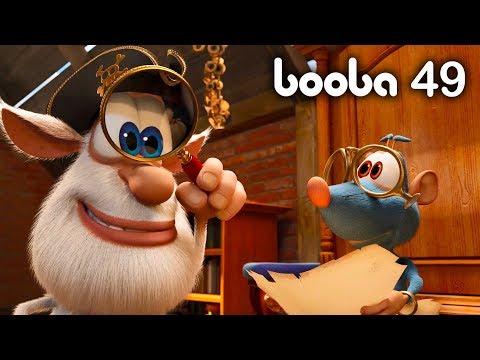Booba - Treasure Map 🗺️ Episode 49 - Cartoon for kids Kedoo ToonsTV
