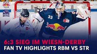 FanTV Highlights: Red Bull München vs Straubing Tigers 6:3 | PENNY DEL 2021/2022 (19.09.2021)