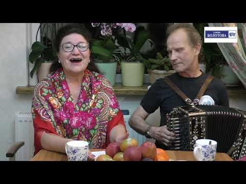 Осень! Пензенская певица Валентина Морозова и Геннадий Аксенов!Великие песни на улице Болотова!