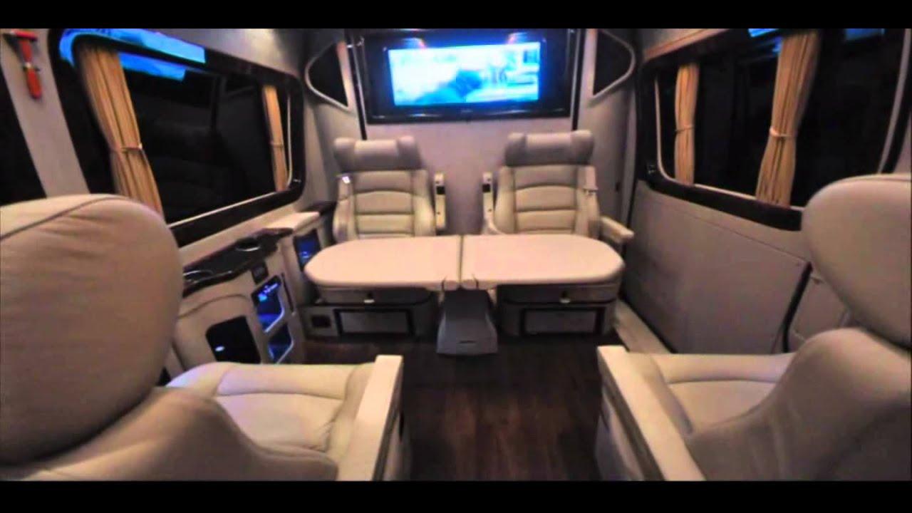 Trimo Mercedes Benz Sprinter Traveller 3 Avi Youtube