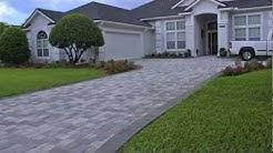 Jacksonville Brick Paver Driveway Installation Spotlight Video Moderna