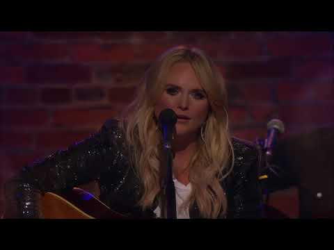 "Front and Center and CMA Songwriters Series Presents: Miranda Lambert ""Vice"""