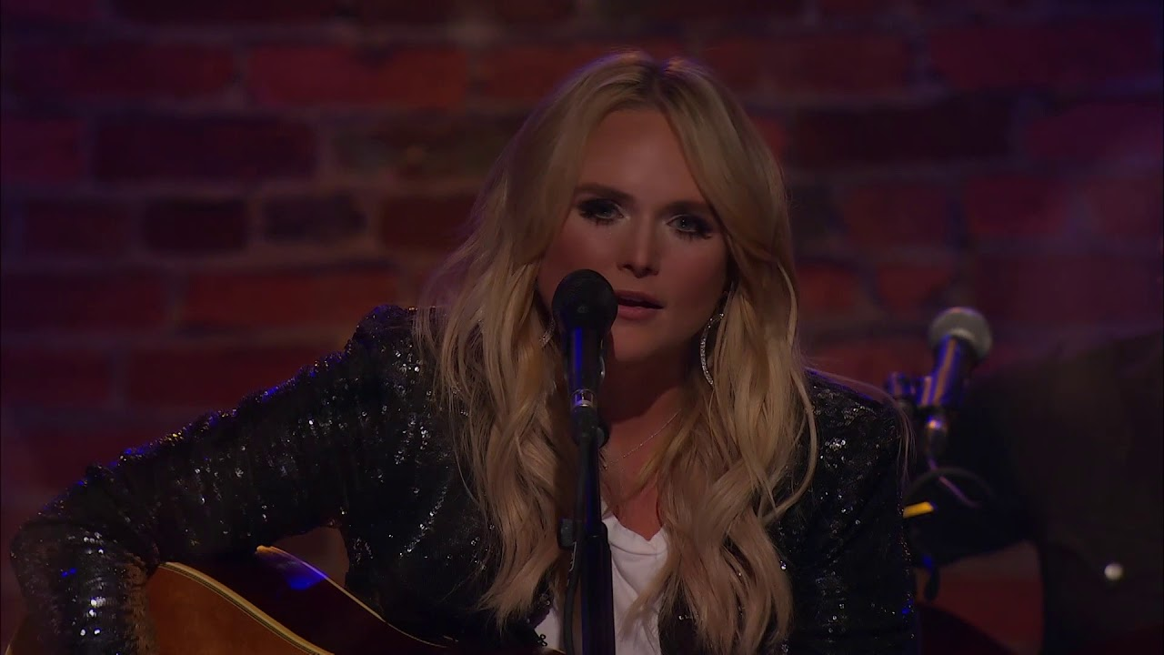 Front and Center and CMA Songwriters Series Presents: Miranda Lambert