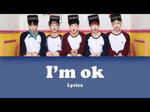 N.FLYING (엔플라잉) I'M OK (다행이야) Lyrics (Han/Rom)