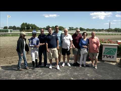 video thumbnail for MONMOUTH PARK 9-7-19 RACE 2