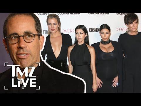 Jerry Seinfeld Trashes The Kardashians  TMZ Live