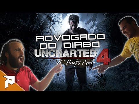 UNCHARTED 4: A THIEF'S END - Advogado do Diabo