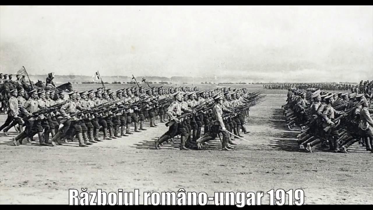 Imagini pentru Războiul româno-maghiar din anul 1919