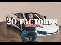 20 Fatores do Envelopamento de Carros - Vehicle Wraps