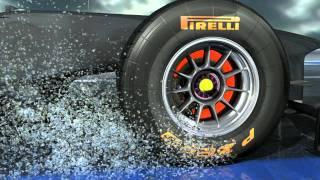 F1 2011 - Pirelli - Formula 1 versus road tyres