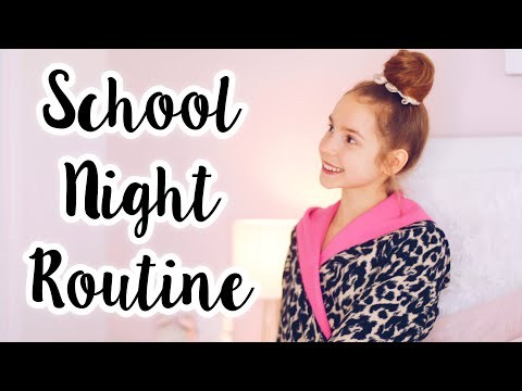 My After School Night Routine!