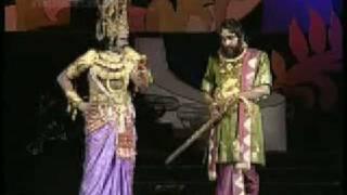 Balakrisna Dhuryodhana action in Vajrothsavam