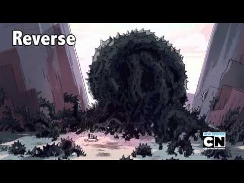 Amethyst's Reverse Dialog   An Indirect Kiss   Steven Universe