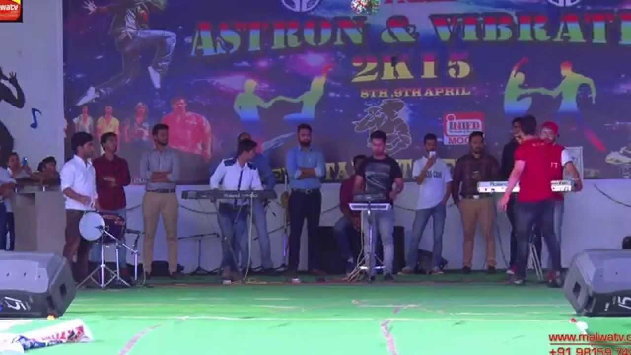GURNAM BHULLAR || LIVE PERFORMANCE at LLRIET, GHALL KALAN (MOGA) || HD ||