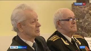 Медали в честь 75 - летия Победы вручили ветеранам Великой Отечественной войны