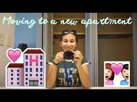 Переезд в новую квартиру! 🏩