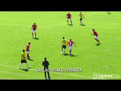 Carlão se desliga do Ypiranga Futebol Clube.