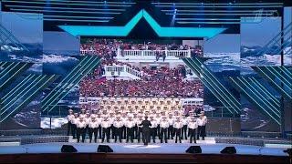 Праздничный концерт ко Дню Защитника Отечества 2015 -