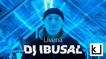 DJ Ibusal - Jäämies (LIVE)