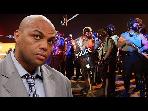 Charles Barkley vs. Ferguson, Eric Garner Protests and Bill Cosby Scandals