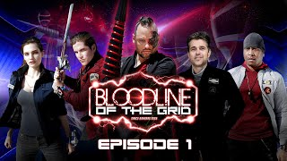 Power Rangers: Bloodline Of The Grid - Episode 1