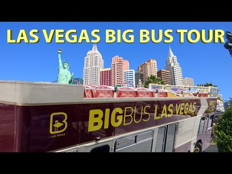 Las Vegas - Big Bus Tour 4K