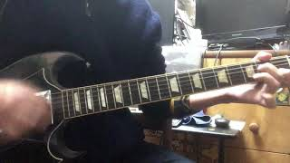 Deafheaven - The Pecan Tree (Guitar Cover)