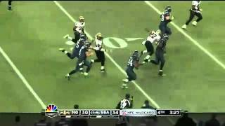 2010 NFC Wildcard Playoff-Seahawks vs. Saints- Marshawn Lynch 67-Yard TD (IN HD)