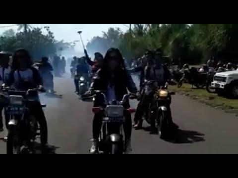 Yamaha Rx King Indonesia - Yeyen Vivia