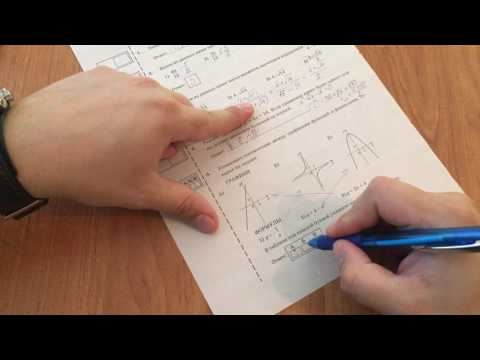 ОГЭ математика ( вариант 4) Алгебра