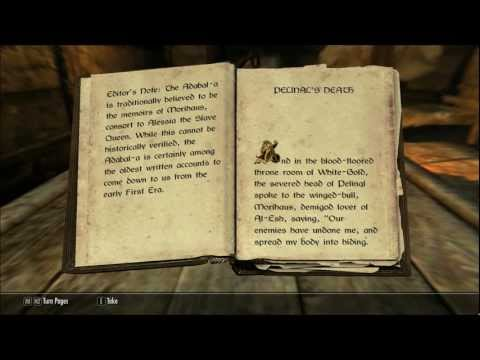 Let's Read The Adabal-a (Let's Read The Books of Skyrim, Book 157)