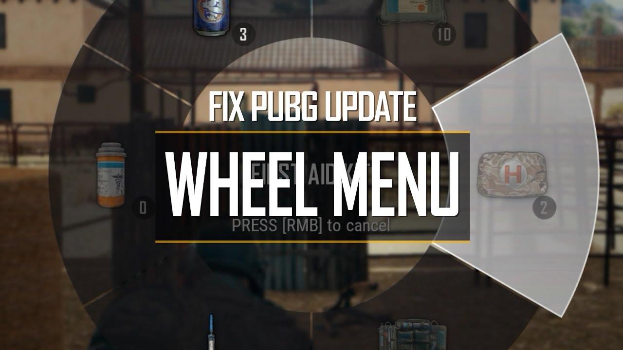 Pubg Wheel