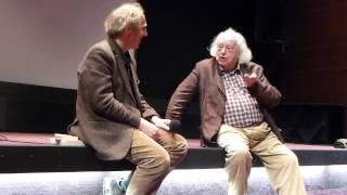 """Jean Douchet et Arnaud Desplechin à propos de """"La Règle du Jeu"""" - 27 novembre 2014"""