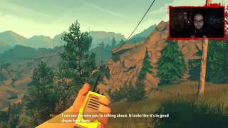 NoThx playing Firewatch EP02