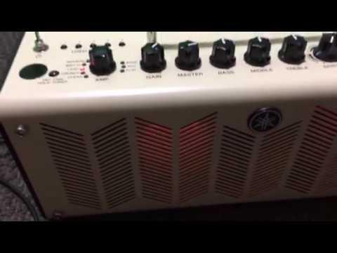 Noise with THR10 - YamahaMusicians com