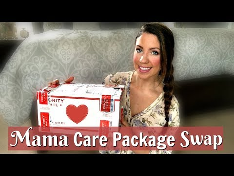 MAMA CARE PACKAGE SWAP   Team Darley, Mama Approved, Cook Clean and Repeat