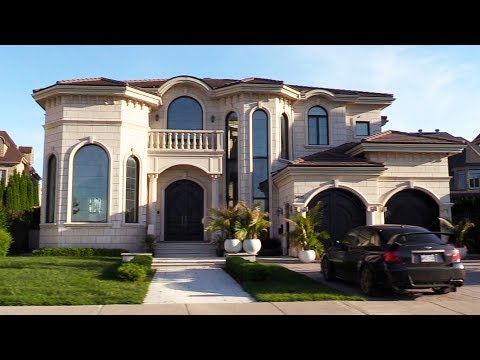 Montreal Luxury Real Estate - Tour Of Expensive Homes And Beautiful Mansions Vol . 1