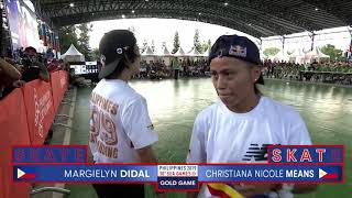 SEA Games 2019: Margielyn Didal secures gold | Skateboarding