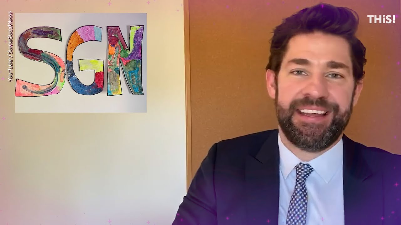 The real reason John Krasinski sold 'Some Good News' to CBS | USA TODAY Entertainment