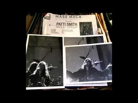 Patti Smith Live at Mass MoCa June 4, 2000