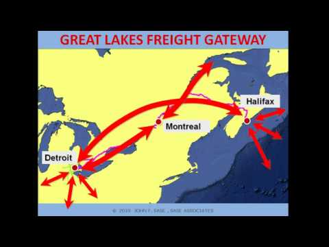 Great Lakes Global Freight Gateway