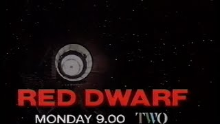 13 February 1988 BBC2 - original Red Dwarf trailer