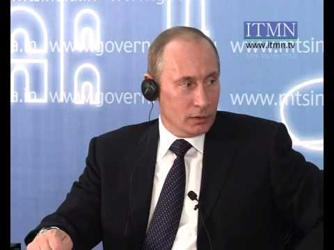 Prime Minister Putin talks on Afghanistan and Pakistan during his India trip