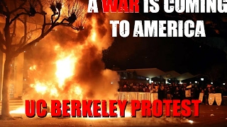 A War is Coming to America: UC Berkeley Milo Riots Response