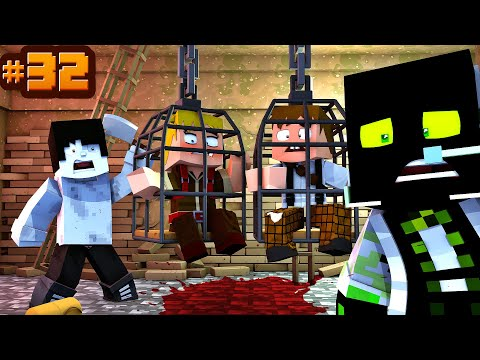 DER KILLER HAT UNS GEFANGEN?! - Minecraft Adventure #32 [Deutsch/HD]
