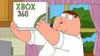 Peter Griffin TROLLING on Xbox Live