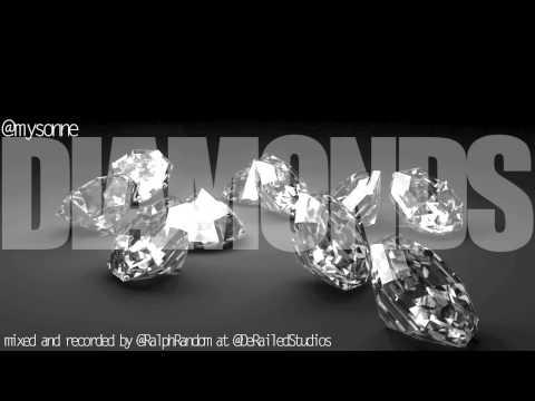 Mysonne - Diamonds - Freestyle - New Hip Hop Song - Rap Video