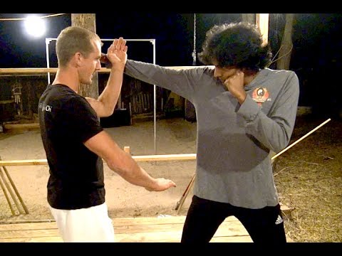 Real Tai Chi Combat for the Serious Martial Artist!